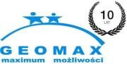 geomax łódź logo